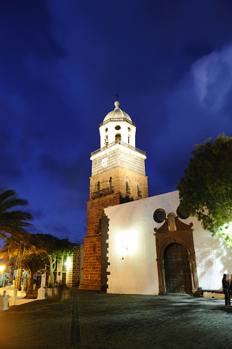 Canary「the church of Teguise, Lanzarote, Canary Islands」:スマホ壁紙(14)