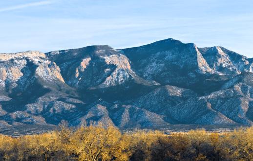 Sandia Mountains「Southwestern Landscape with Sandia Mountains」:スマホ壁紙(15)