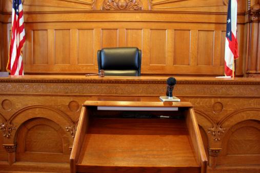Legal System「American Courtroom 2」:スマホ壁紙(18)