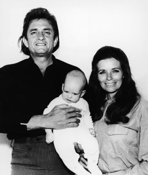 Stringer「Johnny Cash & Family」:写真・画像(2)[壁紙.com]