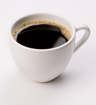Mug「espresso  coffee on white」:スマホ壁紙(9)