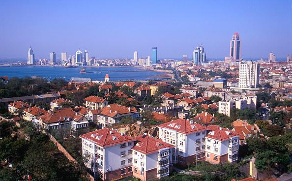 Clear Sky「View of Qingdao city, Shangdong, China, 2002.」:写真・画像(16)[壁紙.com]