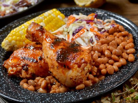 Chicken Wing「BBQ Chicken Meal」:スマホ壁紙(8)