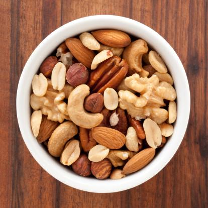 Pecan「Mixed nuts」:スマホ壁紙(8)