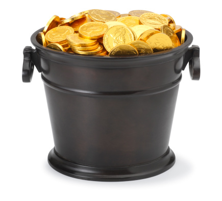 金運「金の鍋」:スマホ壁紙(17)