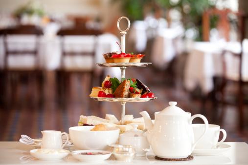English Culture「traditional afternoon tea」:スマホ壁紙(8)