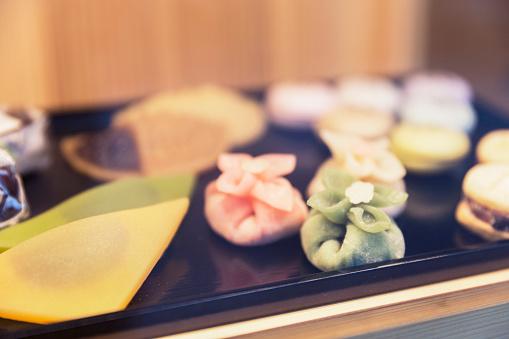 Wagashi「Traditional Japanese Sweets」:スマホ壁紙(18)