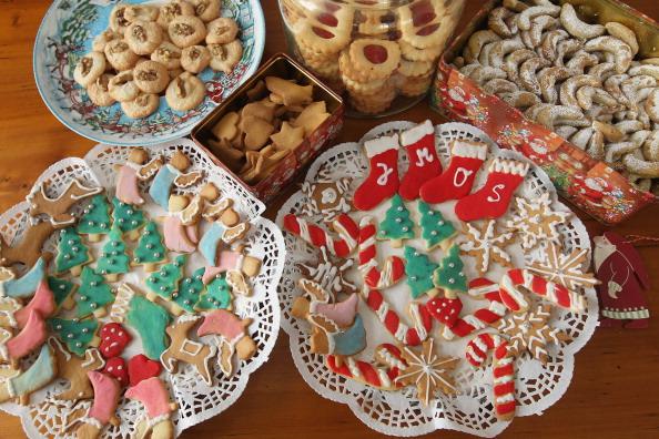Christmas「European Christmas Cookies」:写真・画像(6)[壁紙.com]