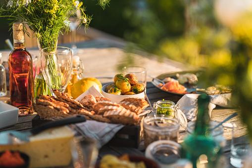 Party - Social Event「Traditional Swedish midsummer food」:スマホ壁紙(12)