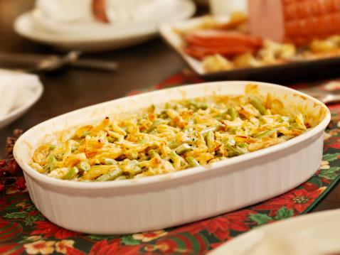 Biscuit「Traditional Green Bean Casserole」:スマホ壁紙(16)
