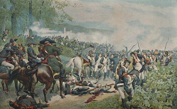 18th Century Style「Bonaparte Checking The French Retreat At Marengo」:写真・画像(4)[壁紙.com]