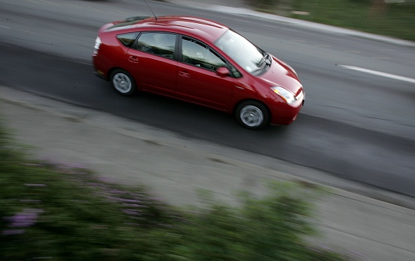 Driving「Toyota And Honda Top List Of Most Fuel-Efficient Cars」:写真・画像(7)[壁紙.com]
