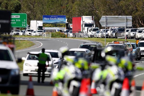 Queensland「Queensland Shuts State Borders To Stop Coronavirus Spread」:写真・画像(1)[壁紙.com]
