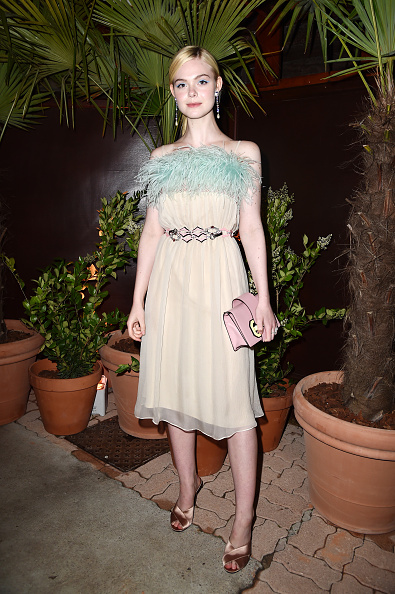 Elle Fanning「Fondazione Prada Private Dinner - The 70th Annual Cannes Film Festival」:写真・画像(7)[壁紙.com]