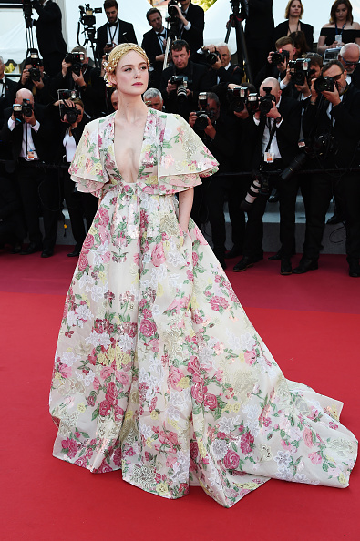 "Elle Fanning「""Les Miserables"" Red Carpet - The 72nd Annual Cannes Film Festival」:写真・画像(10)[壁紙.com]"