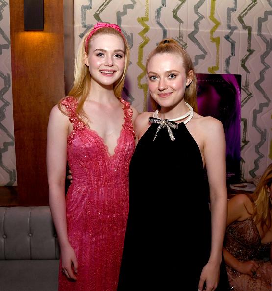"Elle Fanning「Special Screening Of Bleecker Street's ""Teen Spirit"" - After Party」:写真・画像(4)[壁紙.com]"