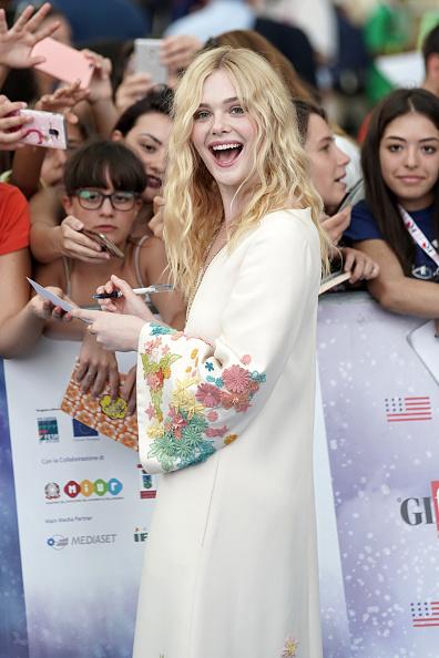 Elle Fanning「Giffoni Film Festival 2019 - Day 4」:写真・画像(5)[壁紙.com]