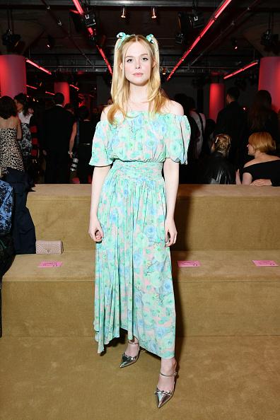 Elle Fanning「Prada Resort 2020 Fashion Show」:写真・画像(18)[壁紙.com]