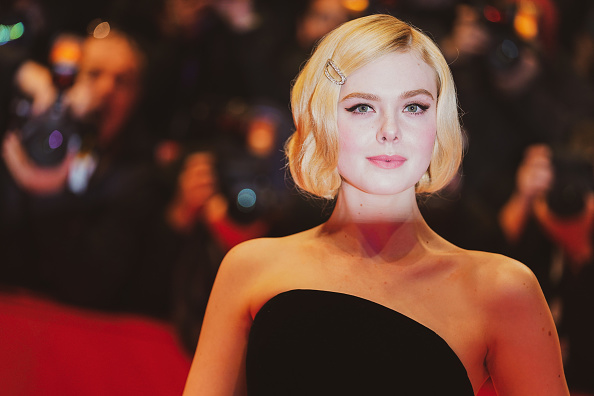 "Elle Fanning「""The Roads Not Taken"" Premiere - 70th Berlinale International Film Festival」:写真・画像(1)[壁紙.com]"
