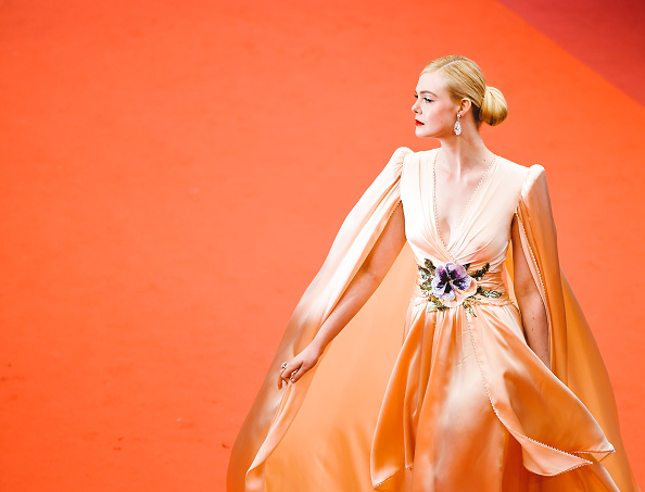Elle Fanning「Colour Alternative View - The 72nd Annual Cannes Film Festival」:写真・画像(12)[壁紙.com]