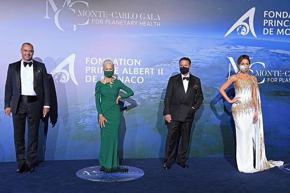 祝賀式典「Monte-Carlo Gala For Planetary Health : Photocall」:写真・画像(13)[壁紙.com]