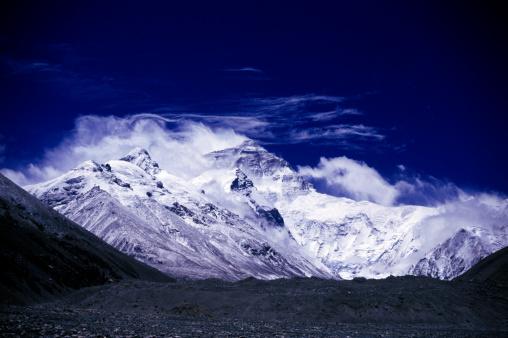 Himalayas「Jet-stream Sky」:スマホ壁紙(5)