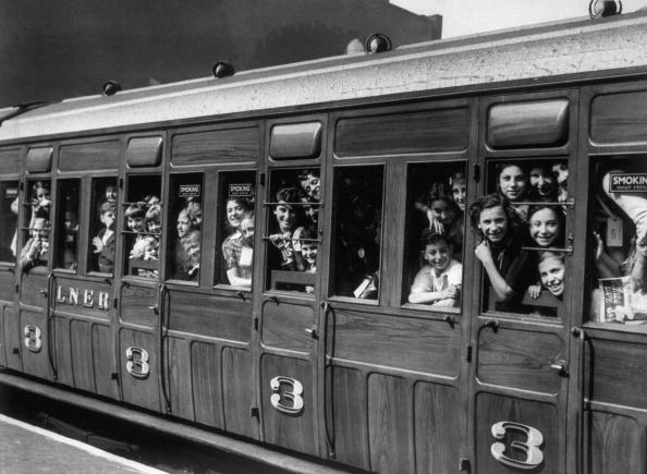 World War II「Evacuated Children」:写真・画像(15)[壁紙.com]