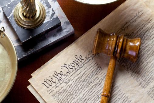 Legal System「US Constitution」:スマホ壁紙(12)