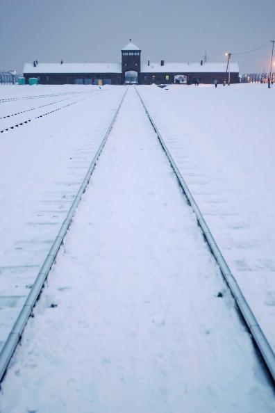 Railroad Track「Auschwitz Prepares for Ceremonies Commemorating 60 Years Since Liberation」:写真・画像(18)[壁紙.com]