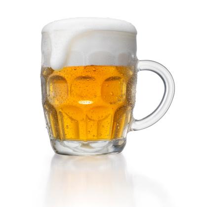 Cool Attitude「Beer Glass」:スマホ壁紙(10)
