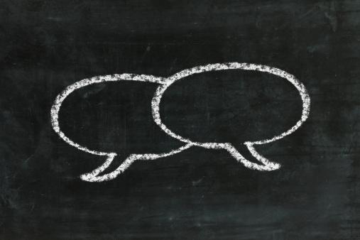 Writing「Communication」:スマホ壁紙(17)
