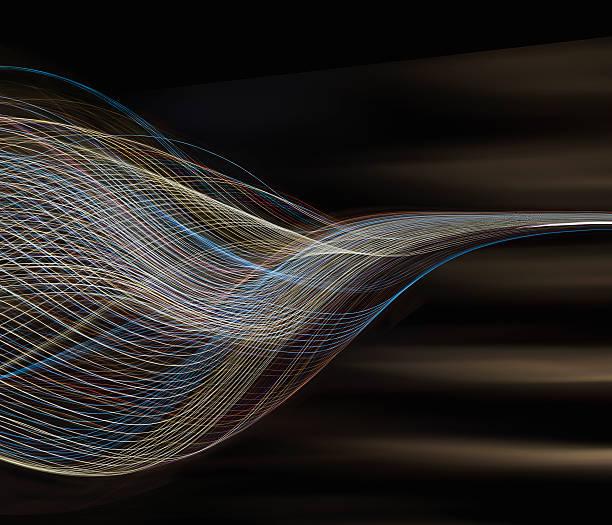 Communications Technology Light Strands:スマホ壁紙(壁紙.com)