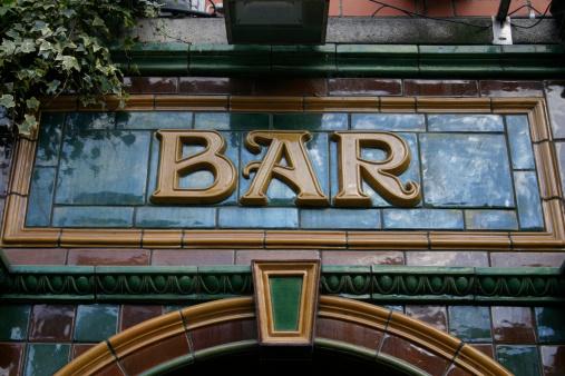 Dublin - Republic of Ireland「Pub Fascia Lettering」:スマホ壁紙(7)
