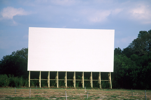 Projection Equipment「Drive-In Theater Screen」:スマホ壁紙(17)