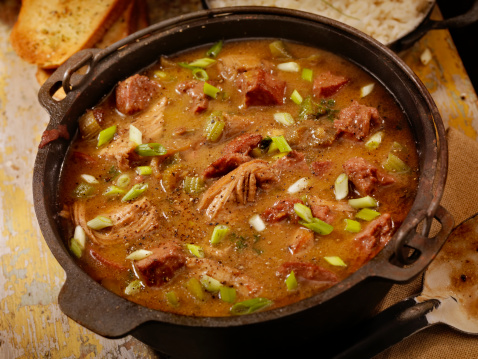 Andouille「Chicken and Sausage Gumbo」:スマホ壁紙(3)