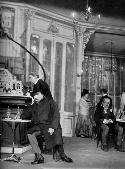 1900「French bar c. 1906」:写真・画像(5)[壁紙.com]