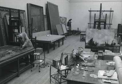 Restoring「Conserving Art」:写真・画像(2)[壁紙.com]