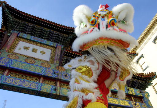 Arch - Architectural Feature「Annual Chinese New Year Parade in Washington」:写真・画像(12)[壁紙.com]