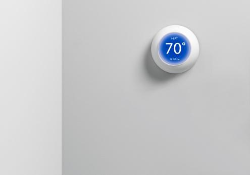 Number「Digital Thermostat Round」:スマホ壁紙(16)