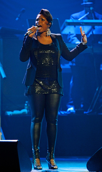 The Pearl Concert Theater「Jennifer Hudson And Robin Thicke In Concert At The Palms」:写真・画像(16)[壁紙.com]