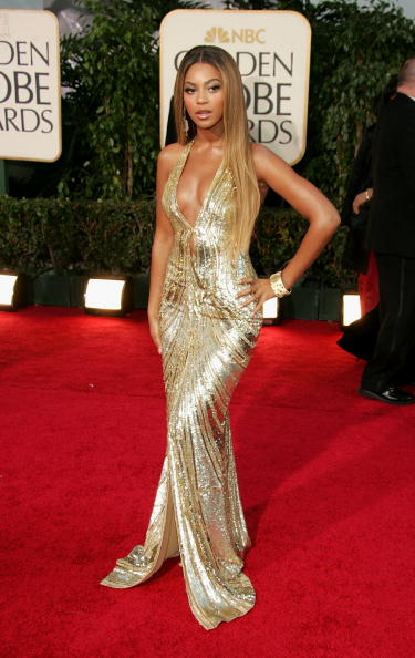 Gold Colored「The 64th Annual Golden Globe Awards - Arrivals」:写真・画像(18)[壁紙.com]