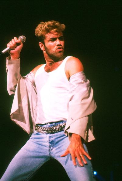 Singer「George Michael」:写真・画像(4)[壁紙.com]
