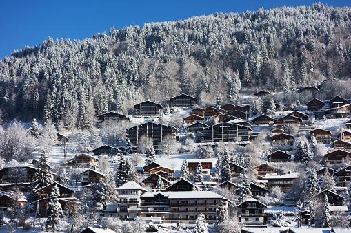 Chalet「Morzine Ski Chalets France」:スマホ壁紙(5)