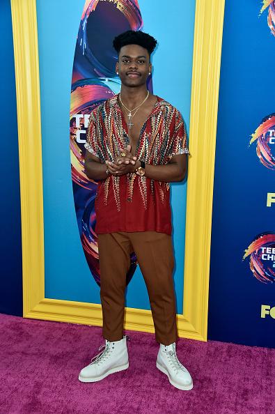 Frazer Harrison「FOX's Teen Choice Awards 2018 - Arrivals」:写真・画像(8)[壁紙.com]