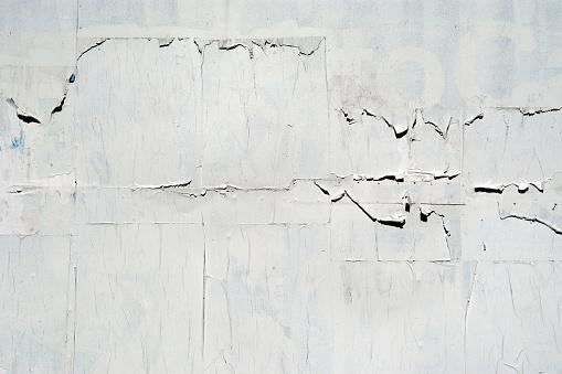 Dirty「A blank billboard that is peeling」:スマホ壁紙(18)