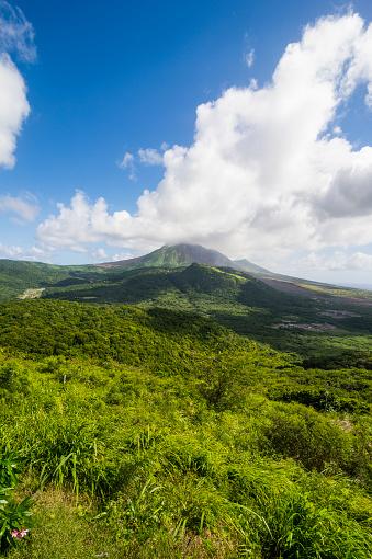 Active Volcano「British Overseas Territory, Montserrat, Soufriere Hills volcano」:スマホ壁紙(17)