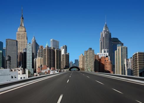 Manhattan - New York City「Drive in New York City」:スマホ壁紙(13)