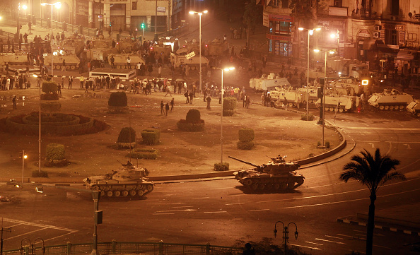 Topics「Anti Government Protesters Take To The Streets In Cairo」:写真・画像(1)[壁紙.com]