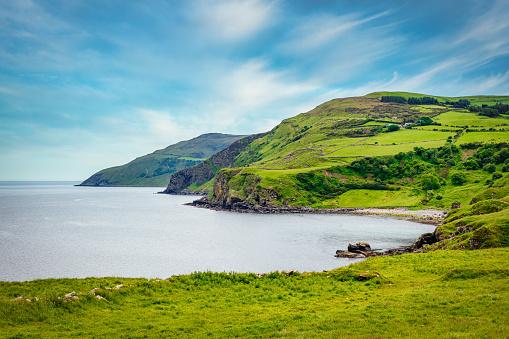 Northern Ireland「Scenic Torr Head Antrim County Coastal View Northern Ireland」:スマホ壁紙(9)
