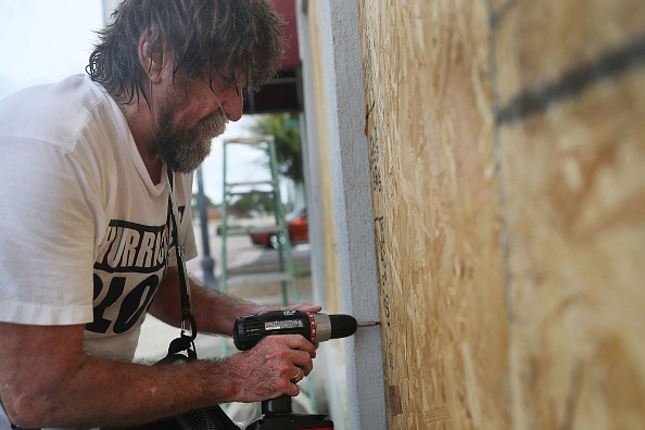 Making「Florida Panhandle Region Residents Prepare For Hurricane Michael」:写真・画像(4)[壁紙.com]